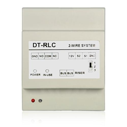 Controler yala extern DT-RLC, 2 fire