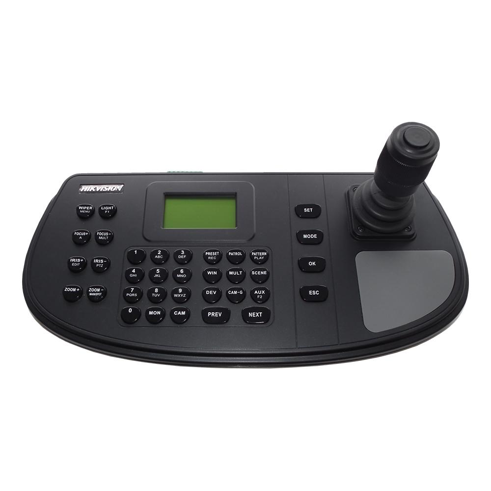 Controller cu joystick Hikvision DS-1200KI, RS-232, RS-422, RS-485, RJ45 imagine spy-shop.ro 2021