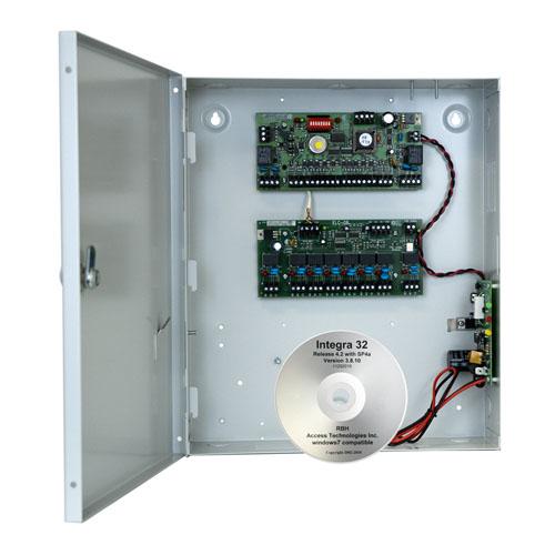 Unitate de control pentru lift RBH URC2008, 12 V, 8 etaje, 3000 carduri imagine spy-shop.ro 2021