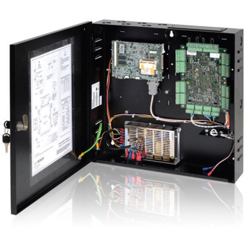 Control sistem acces Bosch APC-AEC21-UPS1, 8 zone, 20480 carduri, 100000 evenimente imagine spy-shop.ro 2021