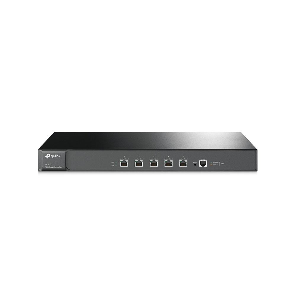 Controller Wireless AC500-TP-Link, 6 porturi, 500 AP imagine spy-shop.ro 2021
