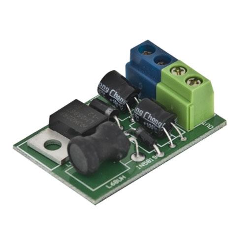 Convertor de tensiune PCB-504, intrare 12-28 Vcc, iesire 12 Vcc imagine spy-shop.ro 2021