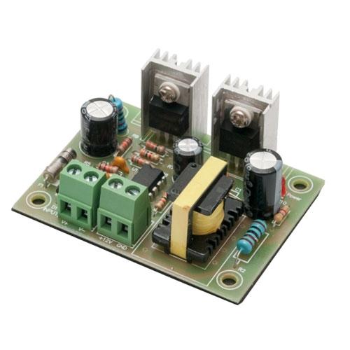 Convertor de tensiune PCB-504B, intrare 36-72 Vcc, iesire 12 Vcc imagine spy-shop.ro 2021