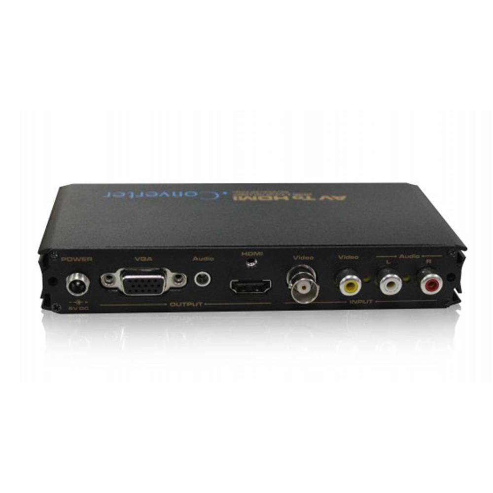 Convertor semnal AV UTP31-AV-HDMI HDMI/ VGA, imagine spy-shop.ro 2021