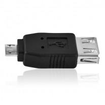 ADAPTOR NEGRU USB DE LA KSENIA USB A-A