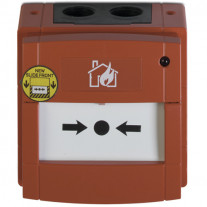 BUTON DE INCENDIU ADRESABIL UTC FIRE & SECURITY DM2010