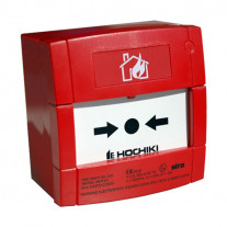 BUTON DE INCENDIU CONVENTIONAL HOCHIKI CCP-E-IS/SIL