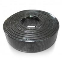 CABLU COAXIAL CUPRU RG 59 - 100M W90C/100