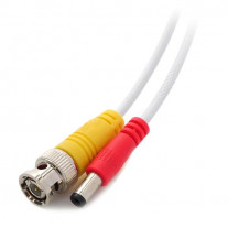 CABLU MUFAT BNC SEMNAL+ALIMENTARE 50M BNC CABLE