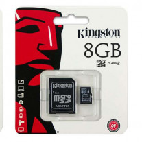 CARD DE MEMORIE KINGSTON MICROSDHC 8GB