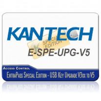 CHEIE USB PENTRU UPGRADE VERSIUNE KANTECH E-SPE-UPG-V5