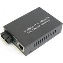 CONVERTOR 10/100BASE-TX LA 100BASE-FX VTX 1100S