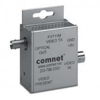 MINI TRANSMITATOR VIDEO COMNET FVT11M