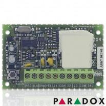 MODUL DE EXTENSIE CU 4 ZONE PARADOX ZX4