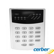 Apelator telefonic cu sinteza vocala Cerber DA4S