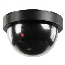 Camera falsa tip dome cu LED