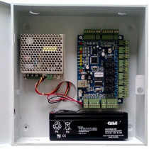 Centrala control acces SEAC-IP4