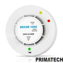 Detector de gaz metan si monoxid de carbon Primatech SECOR 1000 / 230V