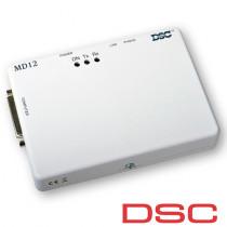 Modem pentru programare la distanta DSC MD-12