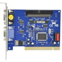Placa captura video Geovision DVR-250