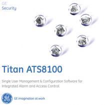 Platforma software UTC Fire & Security ATS-8100