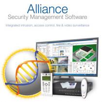 Platforma software UTC Fire & Security ATS-8300