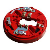 Soclu pentru sirena cu izolator HOCHIKI YBO-R/SCI(RED)