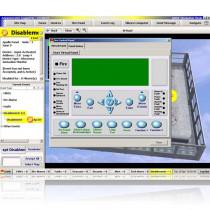 Soft grafic pentru 1 centrala Kentec Syncro guide G1001