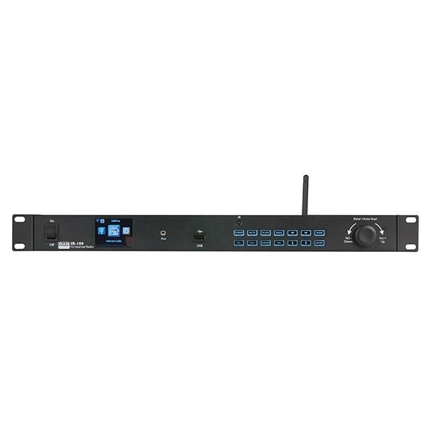 Player profesional DAP-Audio IR-100, radio, wi-fi, usb imagine