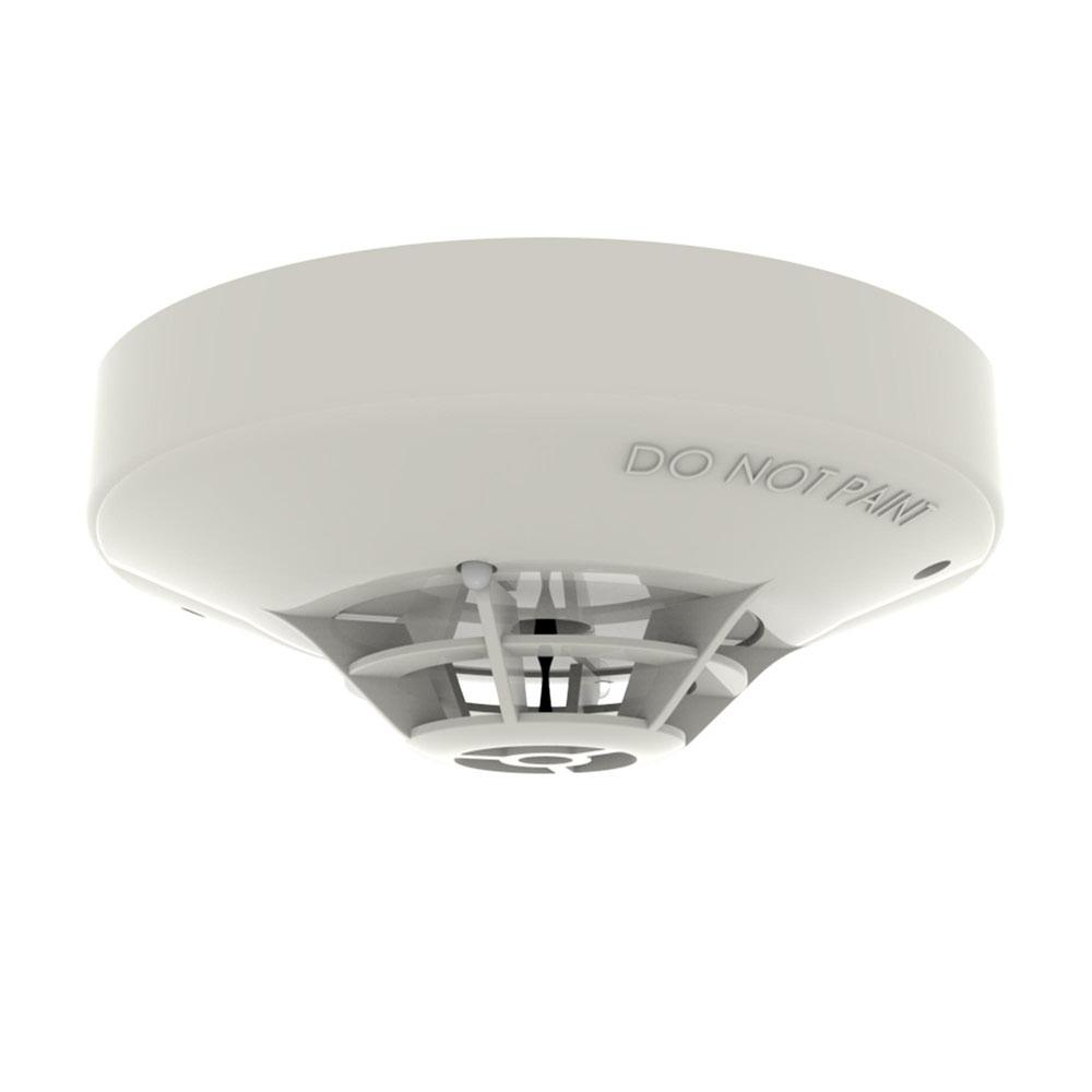 Detector conventional de temperatura combinat Hochiki CDX Marine DCD-CE3/M, aplicatii marine, prag 90 grade C, carcasa ivorie imagine spy-shop.ro 2021