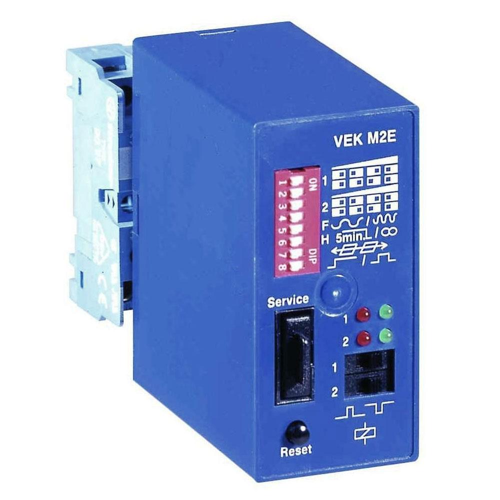 Detector de bucla FAAC FG2, 2 canale, 24 V