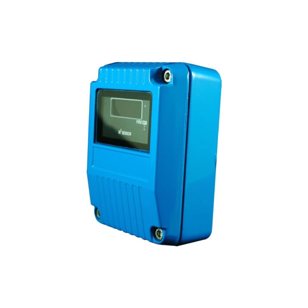 Detector de flacara industrial cu inrarosu Hochiki CDX IFD-E(IS), siguranta intrinseca, 25 m, 90 grade imagine spy-shop.ro 2021