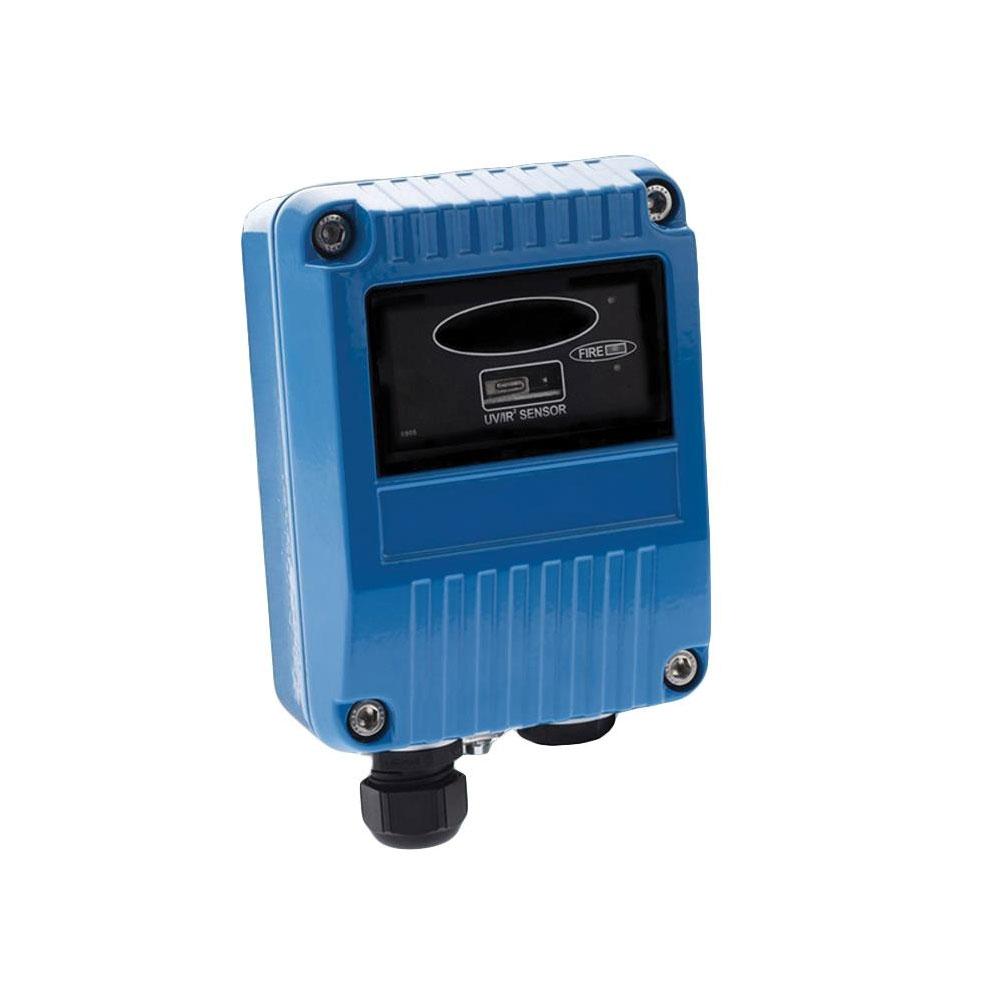 Detector de flacara industrial UV/IR2 Hochiki CDX 16591, 25 m, con 90 grade, IP65 imagine spy-shop.ro 2021