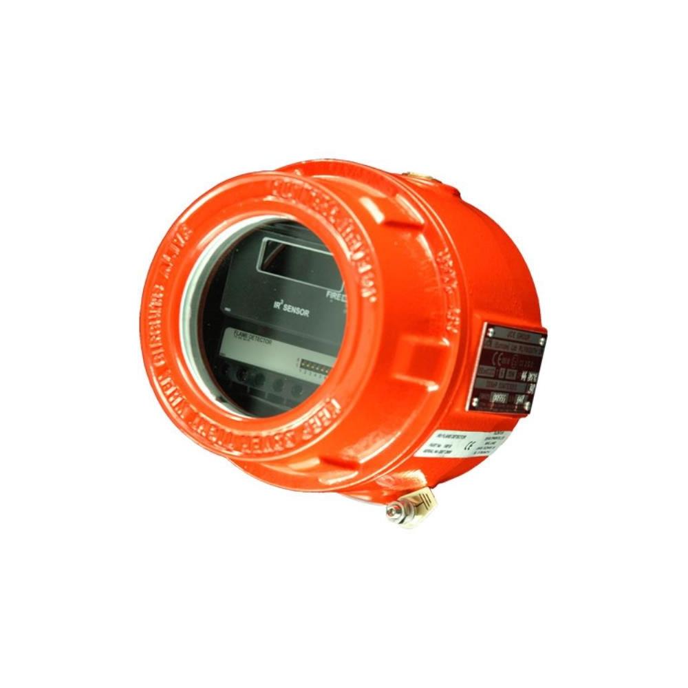 Detector de flacara IR rezistent la explozie ATEX Hochiki CDX IS&EXD IFD-E(EXD), 90 grade, 25 m, IP66 imagine spy-shop.ro 2021