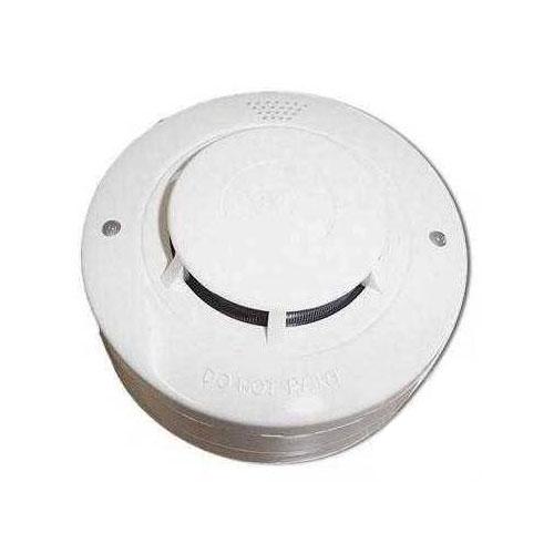 Detector de fum cu 2 fire wizMart NB-326S - 2, LED dual, vizibilitate 360 grade, functie AutoReset imagine spy-shop.ro 2021