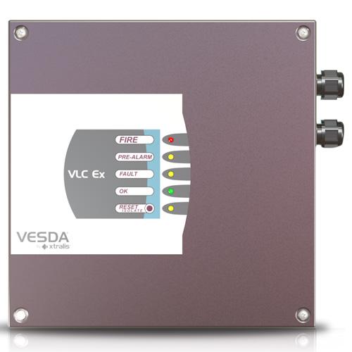 DETECTOR DE FUM CU ASPIRATIE VESDA VLC-500RO
