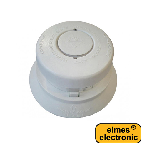 DETECTOR DE FUM OPTIC ELMES MTS166/9V