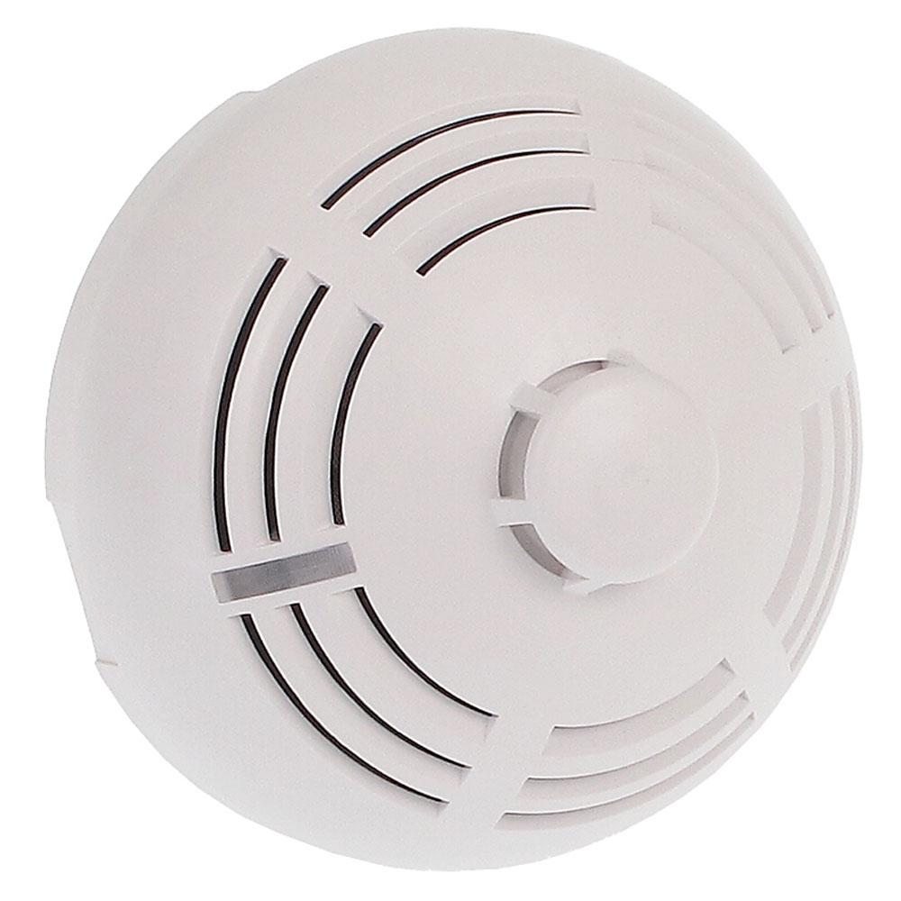 Detector de fum si temperatura wireless cu sirena Satel ASD-110, RF 500 m, tamper, autonomie 2 ani