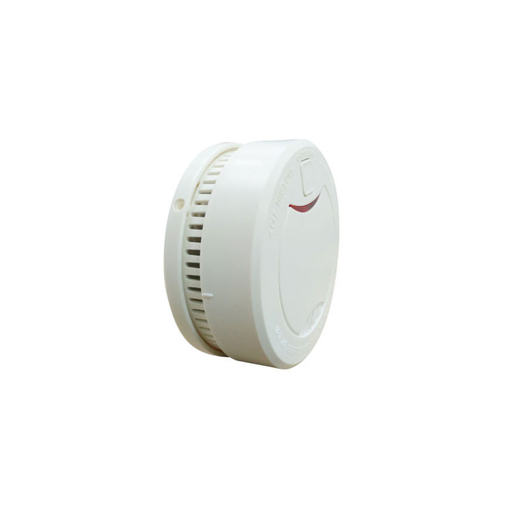 Detector de fum standalone cu sirena si flash HM-626PHS, fotoelectric, 85 dB, autonomie 10 ani