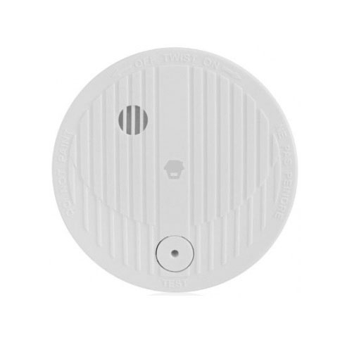 Detector de fum wireless cu sirena Chuango SMK-500