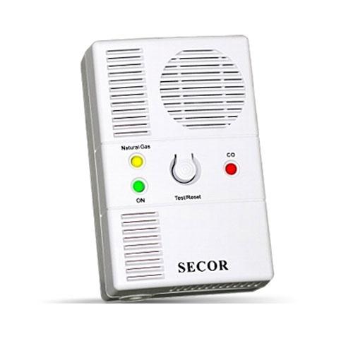 Detector de gaz metan si monoxid de carbon Primatech Secor 2000 imagine spy-shop.ro 2021