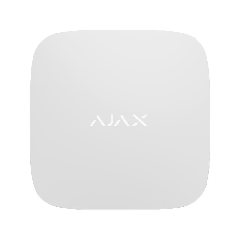 Detector de inundatie wireless AJAX LeaksProtect WH/BL, IP65, 5 ani, antisabotaj