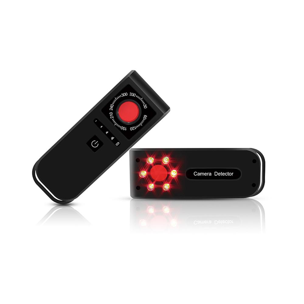 Detector de microcamere ascunse pinhole Aishine AI-DE01, 950mA, 25 ore imagine spy-shop.ro 2021