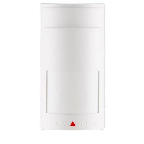 Detector de miscare digital PIR Paradox 525DM, microunde, 12 x 12 m, 90° imagine spy-shop.ro 2021