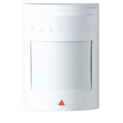 Detector de miscare dual Paradox DM50, adresabil, unghi 110°, compatibil Digiplex imagine spy-shop.ro 2021