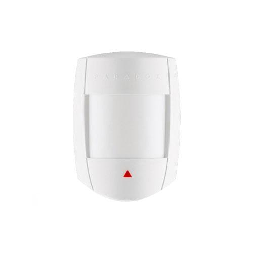Detector de miscare dual PIR Paradox DG55+, 12 m, 110°, Digital Shield imagine spy-shop.ro 2021