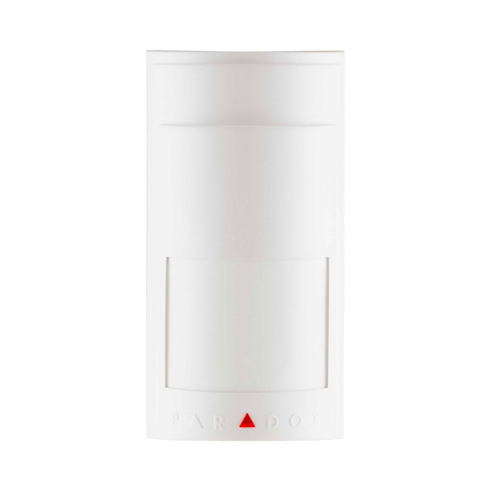 Detector de miscare digital PIR Paradox 525DM, microunde, 12 x 12 m, 90°