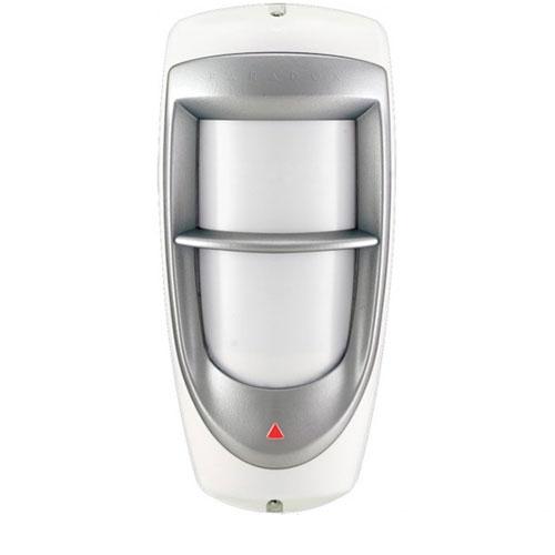 Detector de miscare exterior Dual optic Paradox DG85, suport inclus, adresabil/conventional, 3 tipuri lentile imagine spy-shop.ro 2021