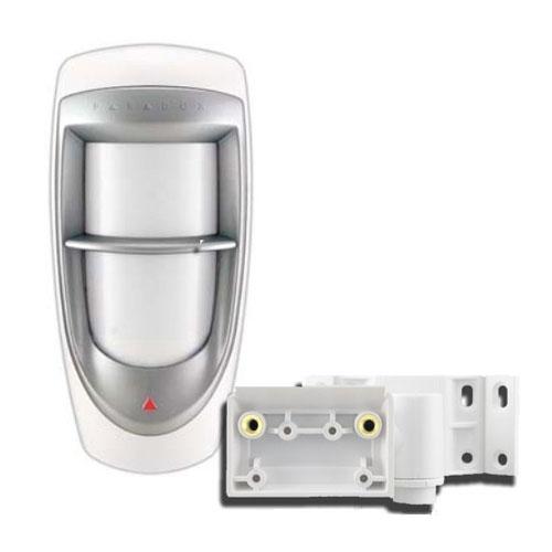 Detector de miscare de exterior wireless Paradox PMD85, suport inclus, PIR digital, True Pet Immunity imagine spy-shop.ro 2021