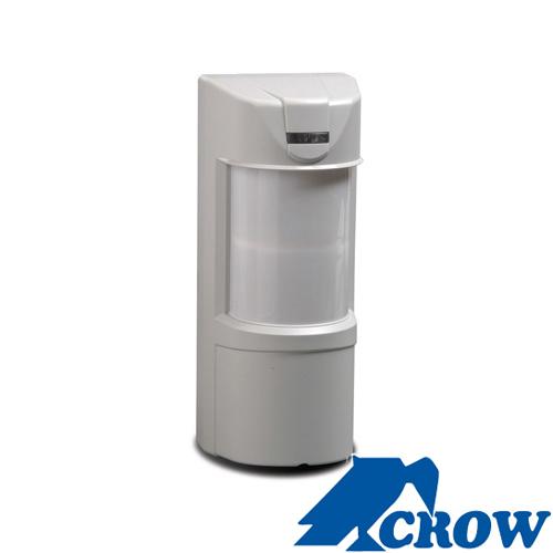 DETECTOR DE MISCARE EXTERIOR PIR+MW CROW EDS 3000